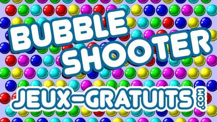 jeu gratuit bubble shooter