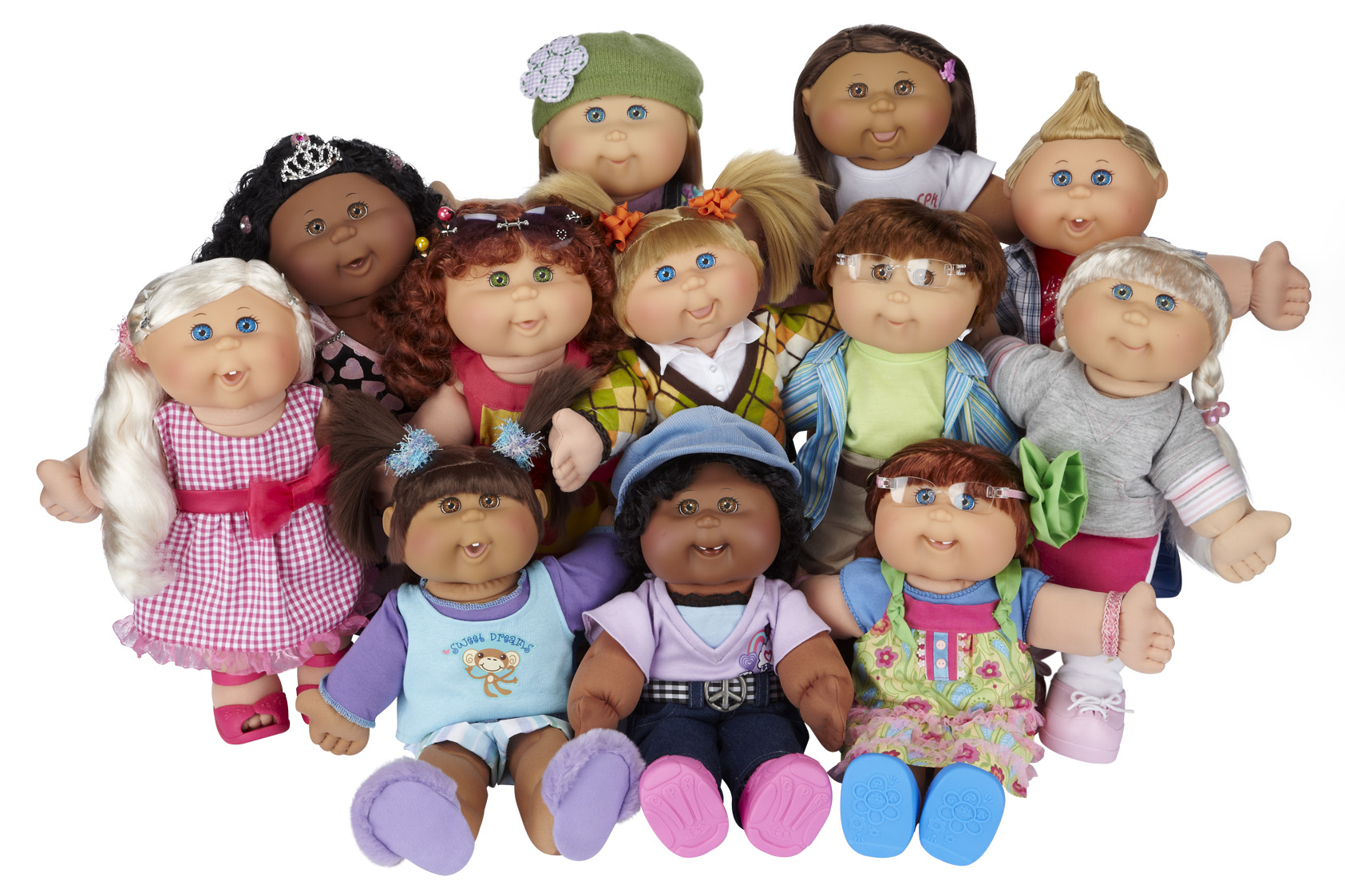 poupées bout'choux
