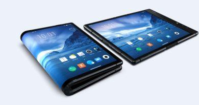 smartphones pliables