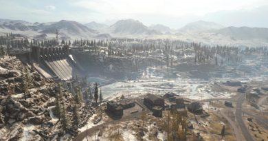 Carte de COD Warzone et guide des emplacements 2