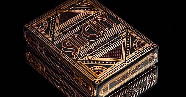 """Découvrez les Cartes à jouer """"Sin City"""" sur Kickstarter! 8"""