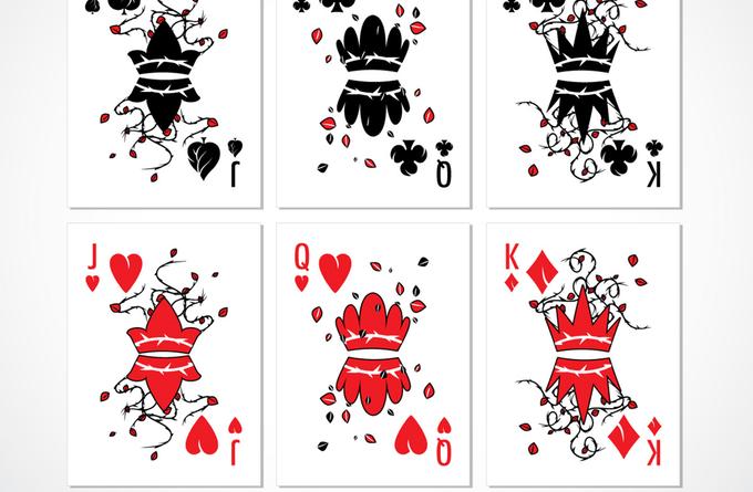 Cartes à jouer KIRA :  un deck naturellement équilibré 11