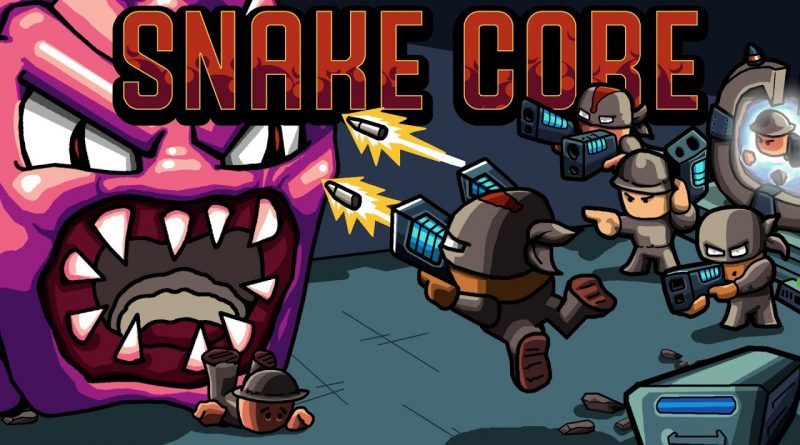«Snake Core» disponible sur iOS avec des pré-inscriptions pour Android 1