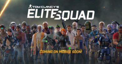 """""""Elite squad"""" de Tom Clancy disponible en exclu ! 2"""