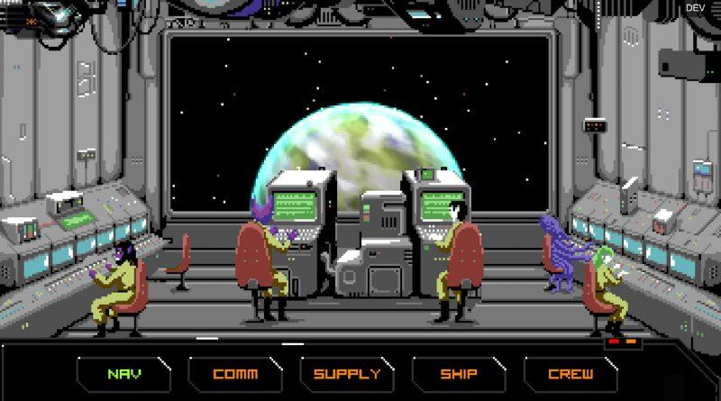 Nouveaux jeux à découvrir : Hyperspace, Rebel Cops et Bad North 1