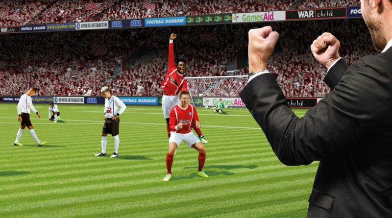 Manchester United poursuit Football Manager 1