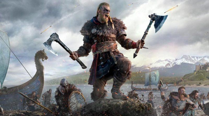 Les héros d'Assassin's Creed Valhalla sont tous deux Canons 1