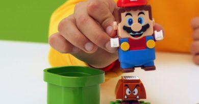 Lego présente de nouveaux packs de super Mario Power-Up 3