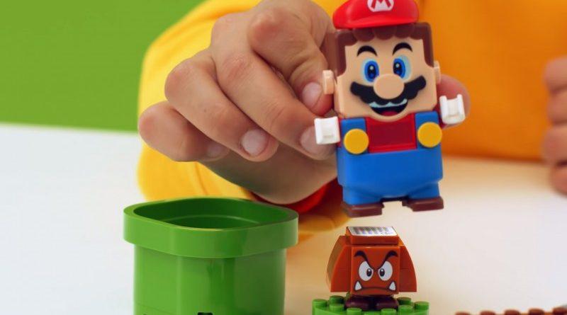 Lego présente de nouveaux packs de super Mario Power-Up 1